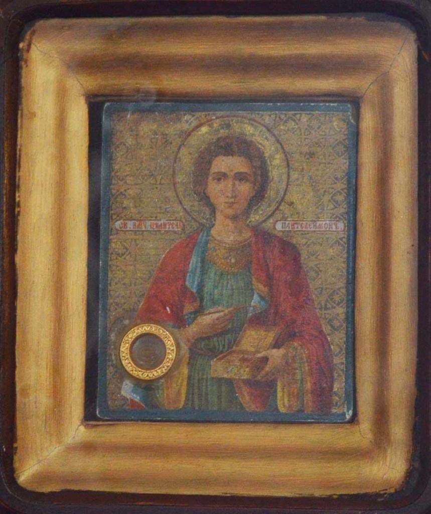 образ Святого Пантелеймона