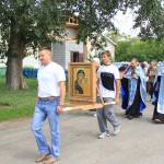 Крестный ход в селе Б.Раково