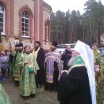 III Крестный ход воспитанников воскресных школ Курганской Митрополии
