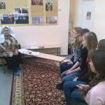 Первое заседание Клуба общения для православных девушек «Жемчужина»