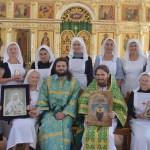 Посвящение в Сестры Милосердия 2012г.