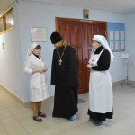 Переняли опыт у Екатеринбургской службы милосердия