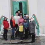 Слет православной молодежи в с.Чернавском