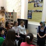 Второе заседание клуба общения для православных девушек «Жемчужина»