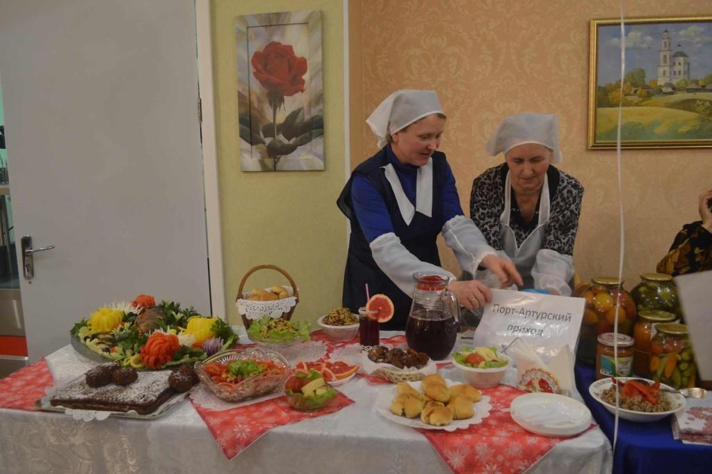 Введенский фестиваль постной кухни