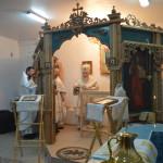 Освящение престола во имя св. князя Владимира