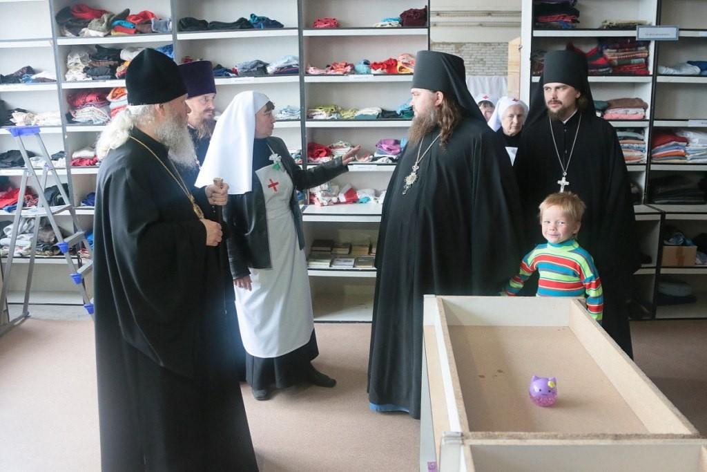 Митрополит курганский и Белозерский Иосиф