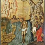 Крещение Господне 19 января в Б.Раково