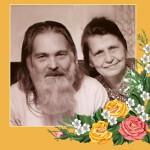 Отец Григорий и матушка Нина