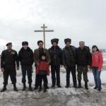 Курганские казаки в Варгашах
