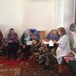 Православные врачи в с.Бакланское