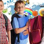 Собирём детей в школу!