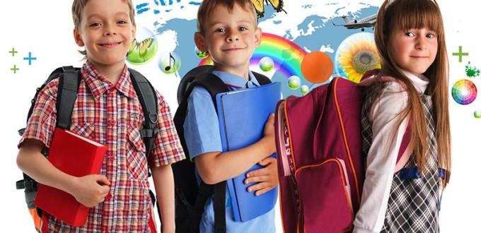 Собирем детей в школу!