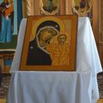 Престольный праздник Казанской Богородицы, посвящение в Сестры Милосердия и Крестный ход в деревне Большое Раково!