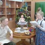 Подготовка к празднику Светлого Рождества Христова в Клубе «Хуторок»