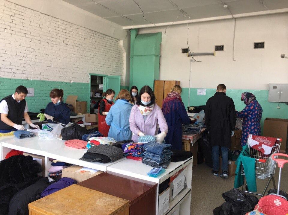 23 марта 2017г. студенты курганского техникума строительных технологий и городского хозяйства