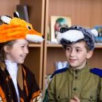 Пасхальный праздник в воскресной школе.