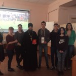 Встреча со студентами Курганского государственного колледжа