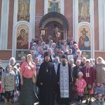 Крестный ход в Чимеево