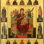 Праздник иконы Божией Матери Всецарица (Пантанасса)
