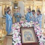 Престольный праздник нашего храма в честь Порт-Артурской иконы Божией Матери и благотворительная ярмарка «Белый цветок»