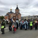 Крестный ход Курган-Чимеево