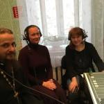 Про Милосердие в прямом эфире на радио Россиия