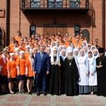 26 августа 2017 г. Курганскую митрополию посетил Патриарха Московский и всея Руси Кирилл