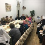 Собрание участников выездного экипажа «Милосердие»