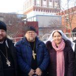 Протоиерей Владимир Алексеев в составе делегации из Курганской епархии принимает участие в работе XXVI Международных Рождественских образовательных чтениях «Нравственные ценности и будущее человечества»