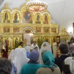 7 января 2018 г. в светлый праздник Рождества Христова в Порт-Артурском храме Пресвятой Богородицы прошли праздничные богослужения
