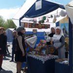 Православная Троицкая выставка ярмарка в Кургане
