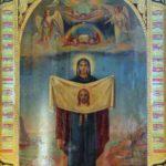 Порт-Артурская икона Божией Матери в храме Кургана уже 5 лет