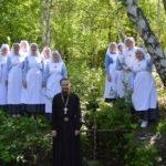 4 августа 2018 г. литургия в с. Б.Раково