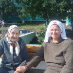 Пост Милосердия в Лесниковском дом-интернате города Кургана