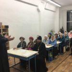 12 декабря прошло итоговое годовое собрание с помощниками настоятелей по социальной работе