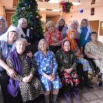 22 декабря 2018 г., прошла акция «Серебряный волос» в ГБУ Дом-интернате для престарелых и инвалидов