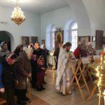 11 января в день памяти Святых мучеников 14000 младенцев в Вифлееме от Ирода избиенных, в Порт-Артурском храме состоялся покаянный молебен о прощении греха детоубийства (совершенных абортов)