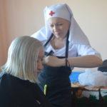 13 апреля прошла акция «Серебряный волос» в ГБУ Дом-интернате для престарелых и инвалидов