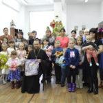 Рождество Христово для подопечных Центра Гуманитарной Помощи православной службы «Милосердия» г. Кургана