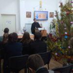 Учащиеся 28 и 75 школы в гостях в храме в честь иконы Пресвятой Богородицы Порт-Артурской города Кургана