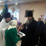 Праздник Рождества Христова в ГБУ Лесниковском дом-интернате для престарелых и инвалидов