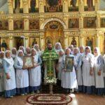Сестричество Порт-Артурского храма пополнилось новыми сестрами милосердия