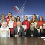 Митрополит Даниил вручил награды волонтёрам акции #МыВместе
