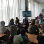 В воскресенье 9 августа в 12.00 состоялось первая встреча участниц проекта швейная мастерская Нить добра.
