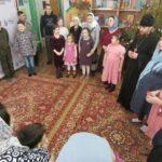 Праздник Рождества Христова в воскресной школе Пор-Артурского храма 2021г!