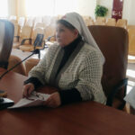 20 ноября в ГБУ «Курганский областной перинатальный центр» прошла областная пресс-конференция в режиме онлайн с врачами медико-психологических кабинетов ЦРБ.