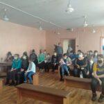 Выезд «Службы Милосердие в Зауралье» в село Башкирское