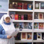 Сегодня в Центре гуманитарной помощи «Милосердие» прошёл День православной книги.